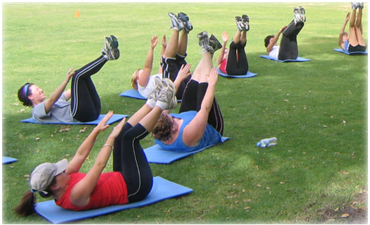 Fitness Together Point Loma Bootcamp
